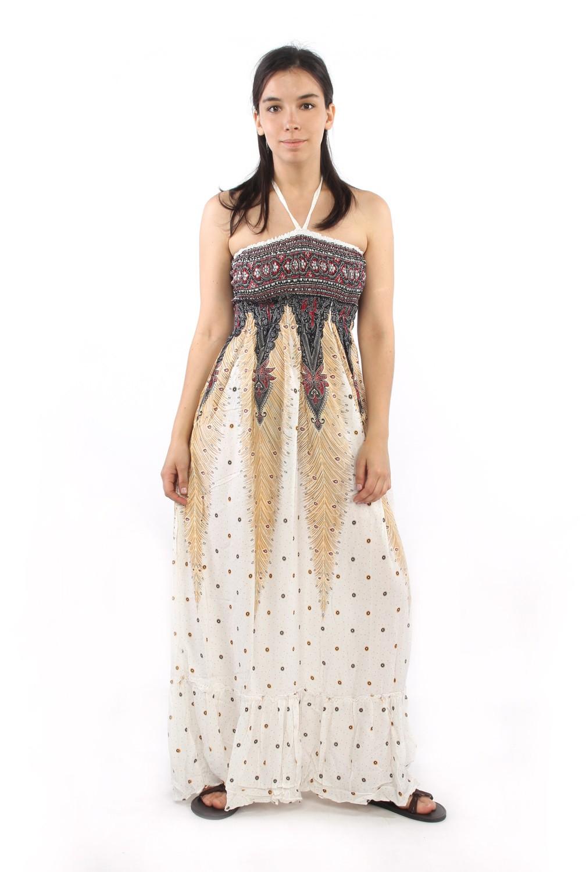 Летние платья из вискозы