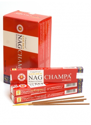 Благовония Golden Nag Champa