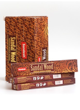 Благовония Sandesh Sandalwood